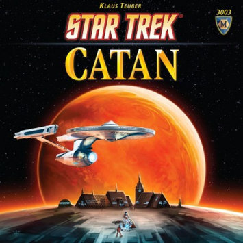 Mayfair Games Star Trek Catan