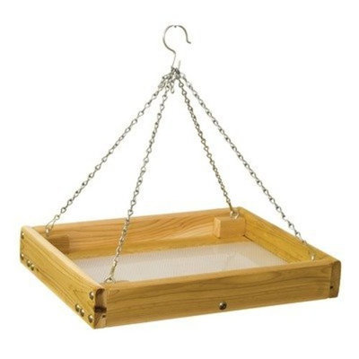 Stovall Products Stovall 14FH Small Screen Hanging Feeder Tray