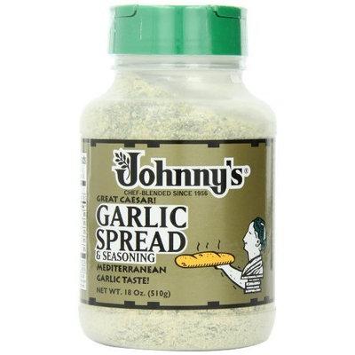 Johnny's Great Caesar! Garlic Spread & Seasoning 18oz (510g)