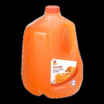 Ahold Orange Flavored Juice Drink