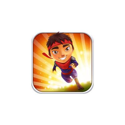 Ninja Kid Run by Fun Games For Free