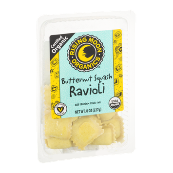 Rising Moon Organics Ravioli Butternut Squash