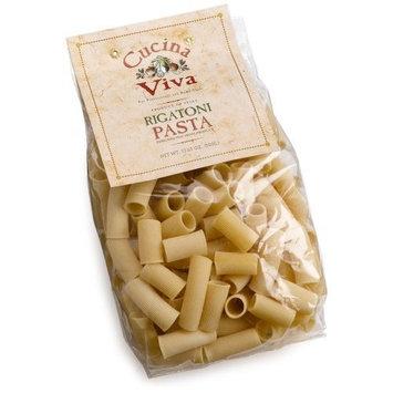 Cucina Viva Pasta, Rigatoni, 17.63-Ounce Units (Pack of 4)