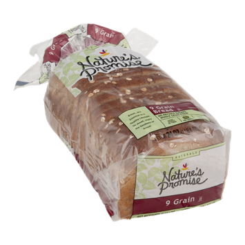 Nature's Promise Bread 9 Grain