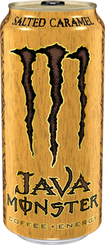 Monster Energy Java Coffee + Energy Salted Caramel