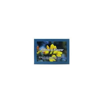 FLOWER ESSENCE SERVICES, Set of Bach Flower Cards-Spanish - 39 pc