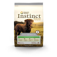 Instinct Grain Free Instinct Grain-Free Lamb Meal Formula Limited Ingredient Diet Dry Dog Food by Nature's Variety, 25.3-Pound Bag