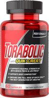MET-Rx Torabolic with Quik-Creat 60 Capsules