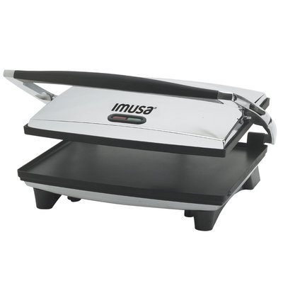 Imusa 12 in. x 10 in. Electric Panini Press