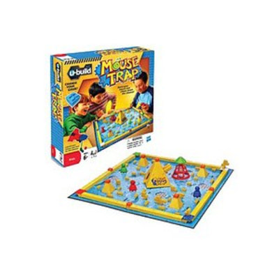 Hasbro U Build Mousetrap Ages 6 and up, 1 ea