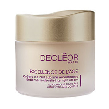 Decleor Excellence De L'Age Sublime Re-Densifying Night Cream