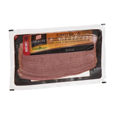 Oscar Mayer Selects Turkey Bacon