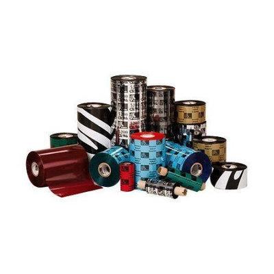 Zebra - Media Zebra Resin Ribbon 4.33inx1476ft 5095 High Performance 1in core - Thermal Transfer - Black - 6 Carton