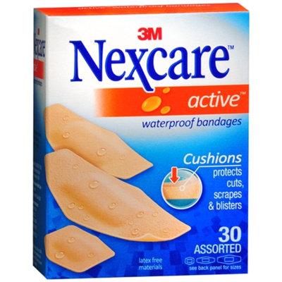 Nexcare Active Assorted