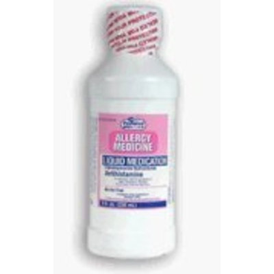 Preffered Plus Products Allergy Elixir Cherry 8 Oz 2 PACK
