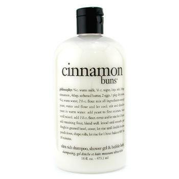 Philosophy Cinnamon Buns 3-In-1 Bath & Shower Gel 473.1ml/16oz