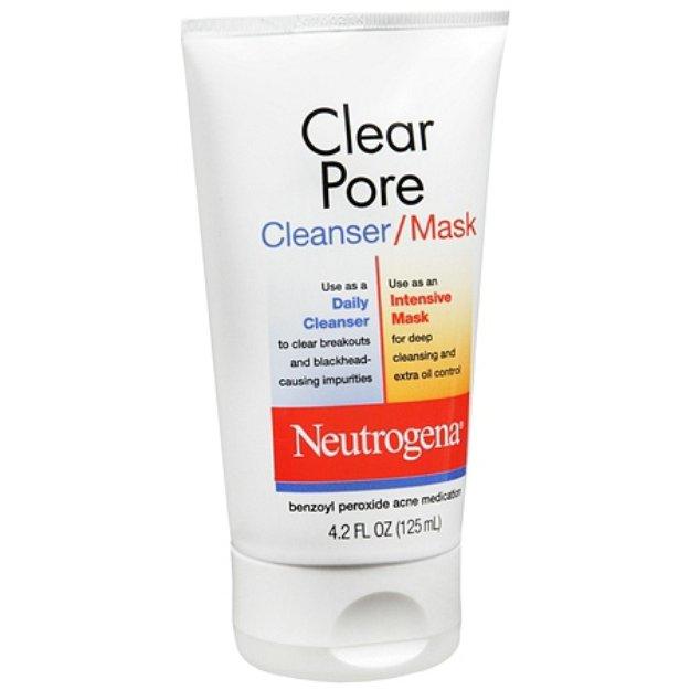 Neutrogena Clear Pore Cleansing Mask