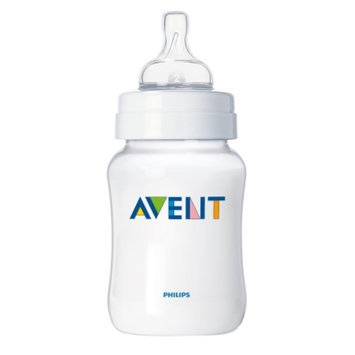 Avent Natural Feeding Baby Bottle with Slow Flow Nipple