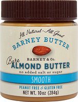 Barney Butter Bare Almond Butter - 10 oz