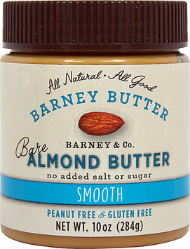 Barney Butter Bare Almond Butter - 10 oz