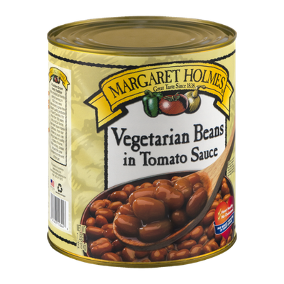 Margaret Holmes Vegetarian Beans in Tomato Sauce