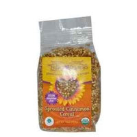 Lydia's Organics Cereal Sprouted Cinnamon