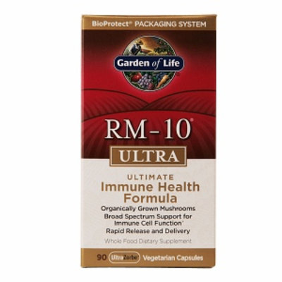 Garden of Life RM-10 Ultra Ultimate Immune Health