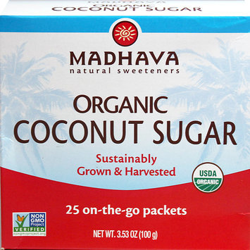 Madhava Organic Coconut Sugar-25 Packets