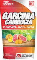 Top Secret Nutrition Garcinia Chews