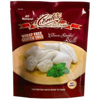 Conte's Gluten Free Stuffed Shells, 12-Ounce Bags (Pack of 3)