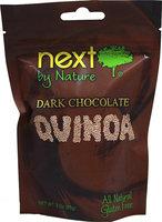 Next by Nature Dark Chocolate Quinoa-3 oz Bag