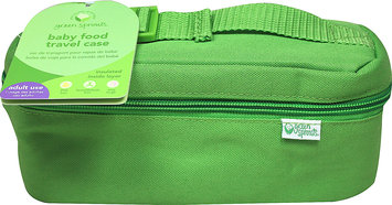 Iplay Inc. Green Sprouts Insulated Baby Food Travel Case