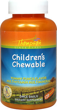 Thompson Nutritional Products Multi Vitiamin/mineral Children's