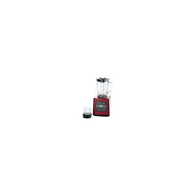 Franklin Chef 1.5L Digital Blender - Red, Red