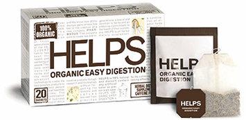 Helps Tea Organic Easy Digestion - 20 Tea Bags