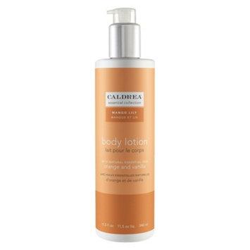 Caldrea Essentials Collection Mango Lily Body Lotion - 11.5 oz