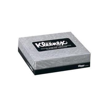 Kimberly-clark Professional KLEENEX White Facial Tissue 2-Ply 65 Tissues/Box 48 Boxes/Carton