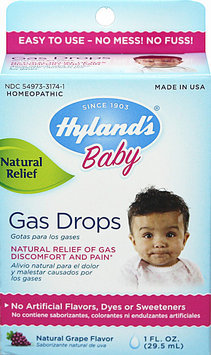 Hylands Inc Hylands Hyland's Baby Gas Drops-1 oz Box