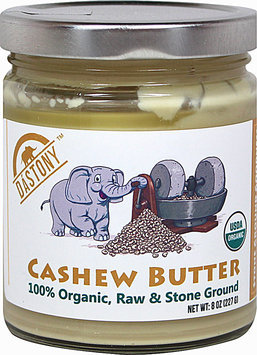 Windy City Organics Dastony Cashew Butter Organic - 8 oz - Vegan