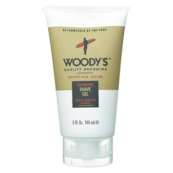 Woody's Shave Gel 5oz