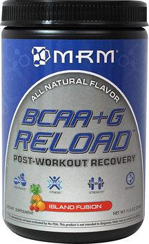 MRM BCAA+G RELOAD Natural - Island Fusion