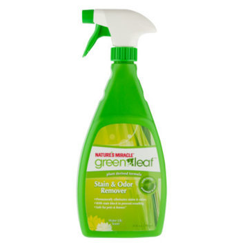 Nature's Miracle® Green Leaf Stain and Odor Remover