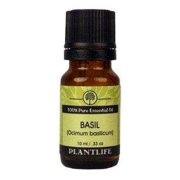 Plantlife Basil 100% Pure Essential Oil - 10 ml