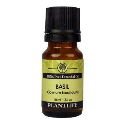 Plantlife Basil 100% Pure Essential Oil - 10 ml
