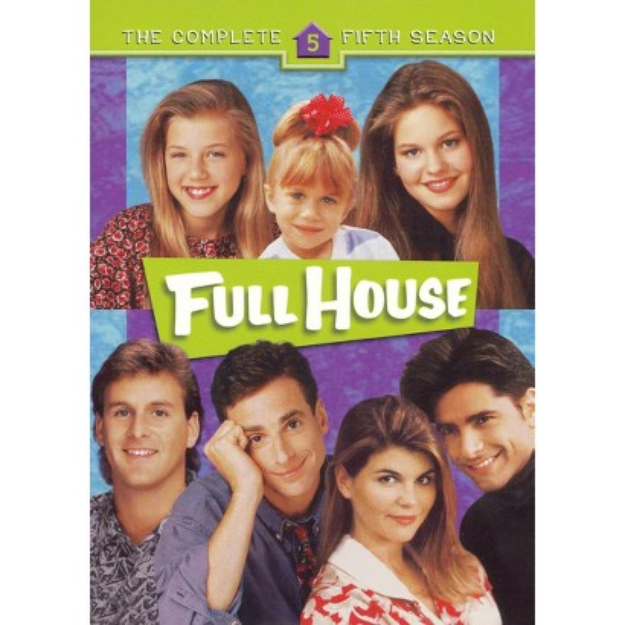 Warner Brothers Full House: The Complete Fifth Season Dvd from Warner Bros.