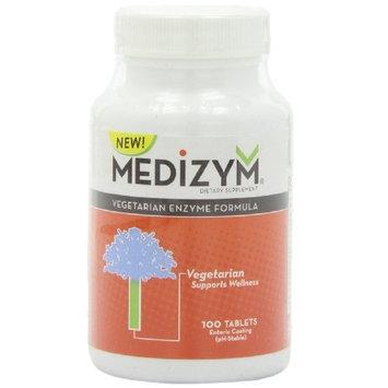 Naturally Vitamins, Medizym V, Vegetarian Enzyme Formula, 100 Tablets