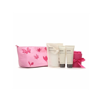 AHAVA Natural Blossoms Gift Set ($65 Value)