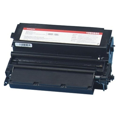 Lexmark 1380850 Toner Cartridge 7 000 Page Yield