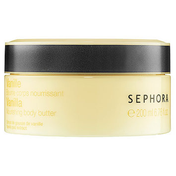 SEPHORA COLLECTION Nourishing Body Butter Vanilla 6.76 oz