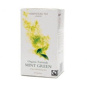 Hampstead Tea Organic Fairtrade Tea